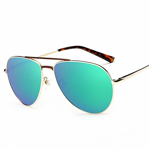 Herren Sonnenbrille weiblich Sonnenbrille Polarisierte Kröte Spiegel Augen rund Gesicht Gläser Outdoor - Erwachsene C (Erwachsene Kröte Kit)
