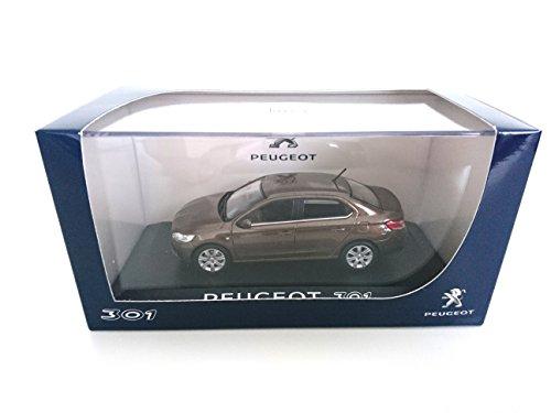 Peugeot 301 2012 1/43 NOREV réf: 473101