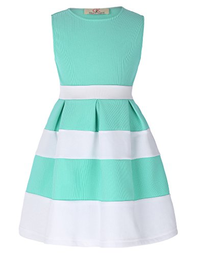 GRACE KARIN Elegant Maedchen Causual Ball Cocktail Kleid 3-4 Jahre CL8992-3 -