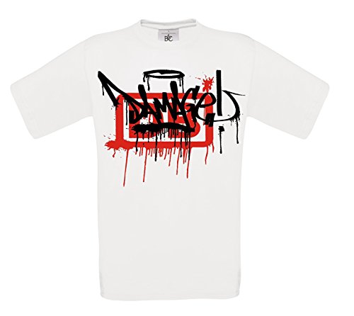 Graffiti Logo T-shirt (T shirt Graffiti Tag Hip Hop tagging Rap Bombing DB Art Street-Art NYC Oldschool Writing (s))