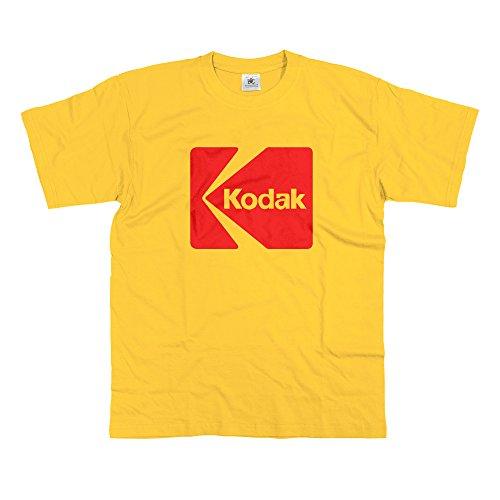 kodak-logo-t-shirt-x-large-yellow