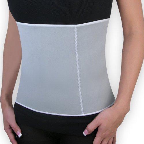 Inther Max - Faja de cintura (ajustable, activa la sudoración)