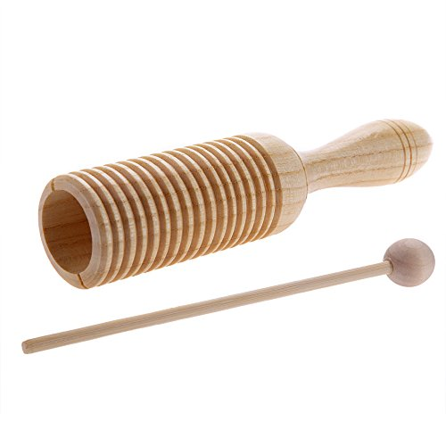 andoer-guiro-ailanthus-wood-wooden-crow-sounder-childrens-musical-percussion-instrument-toy