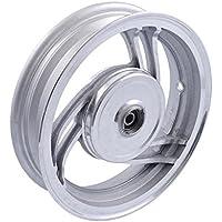 Cerchione anteriore freno a disco da 10pollici a 3razze Stella alluminio