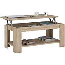 Table basse relevable extensible - Table basse depliante ...