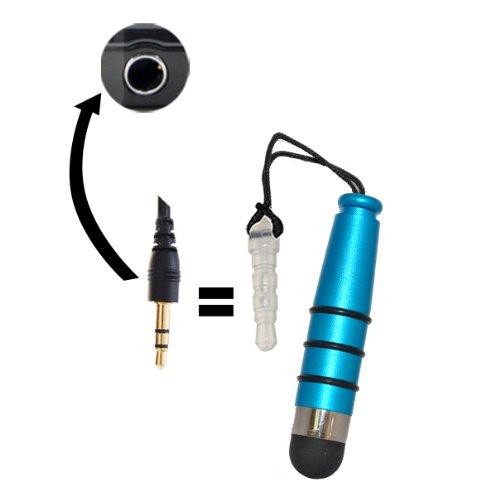 24/7 Kaufhaus- Blau jack Stylus pen für Apple iphone 3g - Iphone 3g Stylus Pen