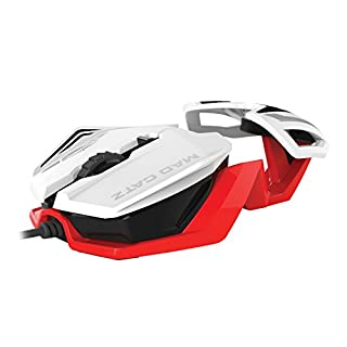 Mad Catz R.A.T.1 Souris Gaming Blanc (B01713K2JW) | Amazon price tracker / tracking, Amazon price history charts, Amazon price watches, Amazon price drop alerts