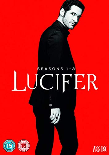 Lucifer - Series 1-3