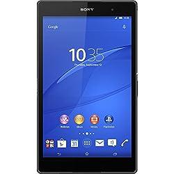Sony SGP611 Xperia Z3 Compact 20,3 cm (8'') Tablette Tactile (Wuxga-Triluminos-écran, 2,5 GHz-Quad-Core, 3 Go RAM, 8,1 Megapixel-Camera, Android 4.4, 16Go HDD) Noir (Import Europe)