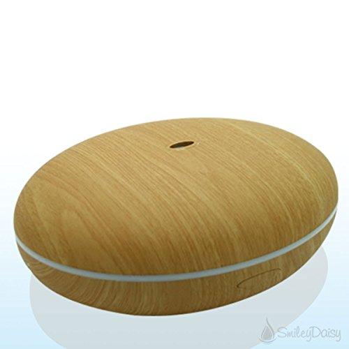 Diffusore di aroma ALED LIGHT con venatura in legno