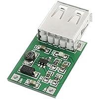 haoyishang PFM control DC-DC placa de circuito Booster USB Step-Up Módulo de alimentación/600ma de 0,9V a 5V