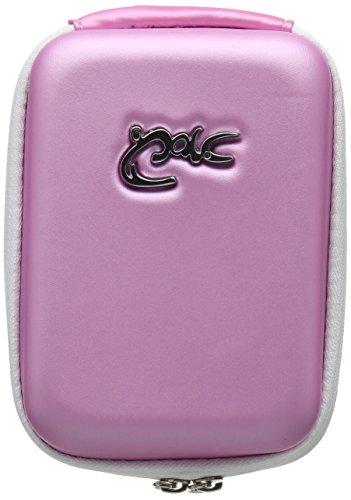 Medium Candy Tough Series Schutzhülle/Case für Digitalkameras, Pink/Weiß (Schulter Camara)