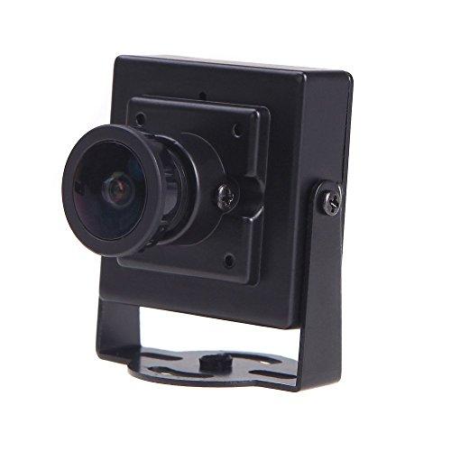 """TOOGOO (R) 700TVL Mini FPV-Kamera mit 1/3"""" SONY Super HAD CCD II CCTV FPV Kamera 2.1mm Linse (Sony Effio-e 700TVL Kamera)"""