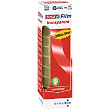 tesafilm transparent, 10m x 15mm, 10 Rollen
