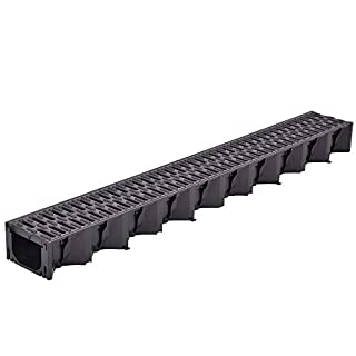 Aco Hex Drain Channel & Grating 1M