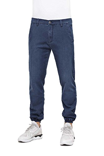 REELL Pant Jogger Pant Artikel-Nr.1100 - 1037 BlueBlue