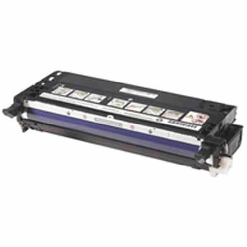 Get Dell High Capacity Black Toner Cartridge (Yield 8,000 Pages) for Dell 3110cn Colour Laser Printers