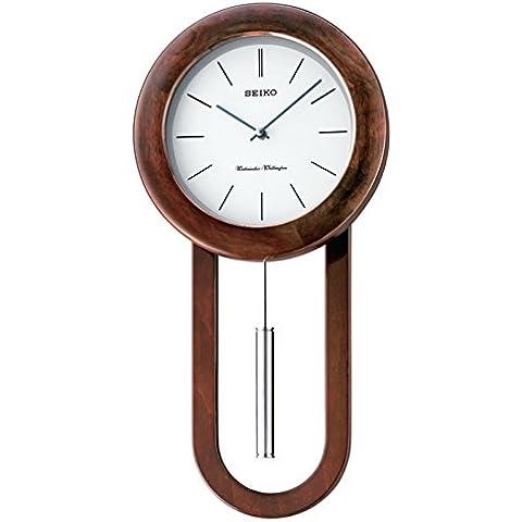 Seiko QXM287B - Reloj de pared analógico