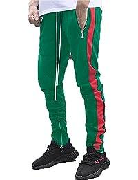 Outgobuy Männer Casual Hip Hop Jogger Hosen Laufen Sport Track Pants