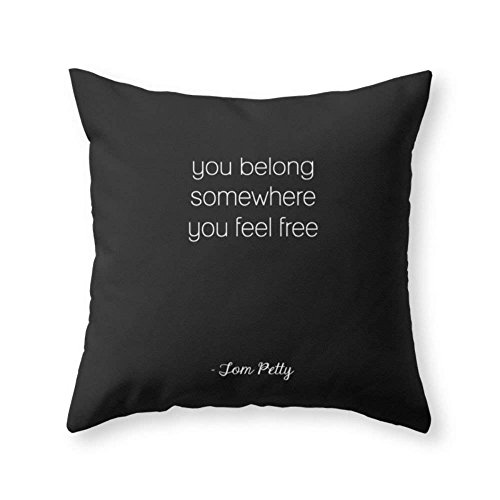 (Desing shop Pillow Cover - Tom Petty (18