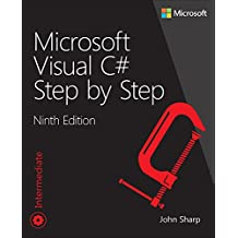 Microsoft Visual C# Step by Step (Developer Reference) (English Edition)