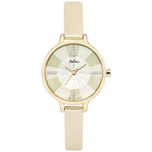 Julius Women's Lady Wrist Watch Quartz Hours