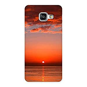 Neo World Sunset Scenes Back Case Cover for Galaxy A3 2016