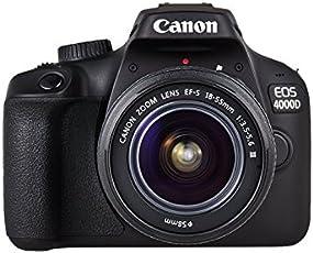 Canon EOS 4000D 18-55/3.5-5.6 EF-S III