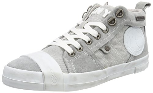Yellow Cab Herren SLY M Sneaker, Grau (Light Grey), 41 EU