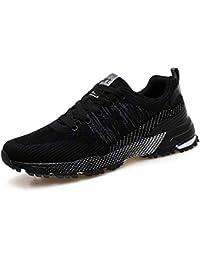 Hombre Mujer Zapatillas de Deporte Zapatos para Correr Gimnasio Sneakers Deportes Zapatos Running Sports Casual