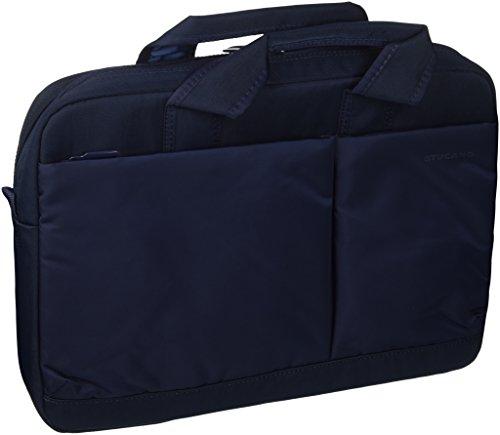 Tucano bpb1314-B PIU Laptop Borsa per notebook, 33,02–35,56cm (13–14pollici) Blu