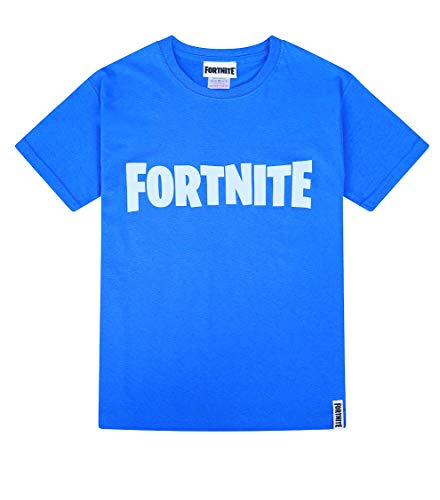 Fortnite Official Royale - Camiseta niños algodón