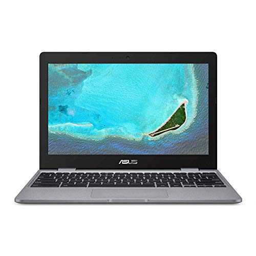 ASUS Chromebook C223NA-GJ0014 11.6 Inch HD Notebook (Grey) (Intel Celeron N3350 Processor, 4 GB RAM, 32 GB eMMC, Chrome OS) Best Price and Cheapest
