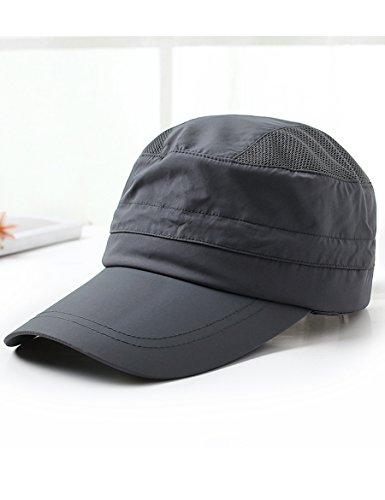 Hommes Summer Tide Casquette de baseball Casual Outdoor Sun Hat Homme et femme Cap Man Allongé Chapeau ( Couleur : 5 ) 3