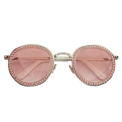 Sonnenbrillen Einfache Und Vielseitige Temperament Weibliche Sonnenbrille Retro Runden Kleinen Gesicht Weiblichen Brille