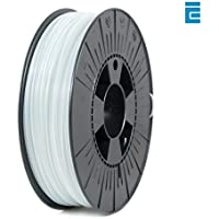 ICE FILAMENTS ICEFIL1PLA041 PLA Filament, 1.75 mm, 0.75 kg, Fluo Cunning Clear - ukpricecomparsion.eu