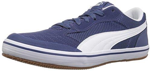 Preisvergleich Produktbild PUMA Men's Astro Sala Sneaker,  Blue Indigo White
