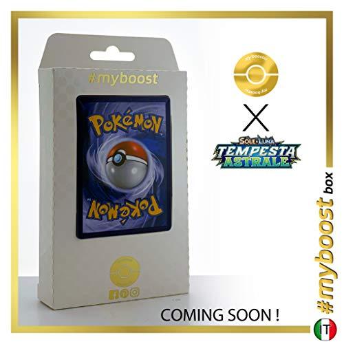 Metagross 95/168 Holo - #myboost X Sole E Luna 7 Tempesta Astrale - Box de 10 cartas Pokémon Italiano