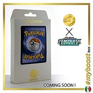 Sostegno di Bill (Mantenimiento de Bill) 162/168 Entrenadore Full Art - #myboost X Sole E Luna 7 Tempesta Astrale - Box de 10 cartas Pokémon Italiano