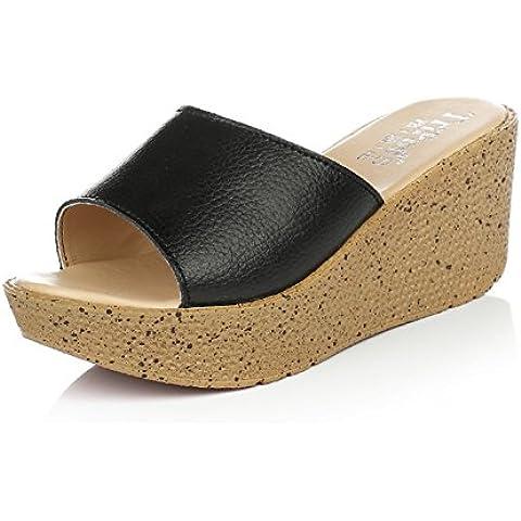 l'estate Lady di pantofole/ indossare le infradito sandali/Scarpe da donna/Davvero
