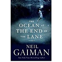 [ THE OCEAN AT THE END OF THE LANE - LARGE PRINT ] BY Gaiman, Neil ( Author ) Jun - 2013 [ Paperback ]