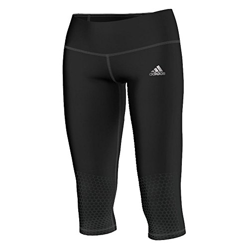 Adidas Pantacourt Techfit rigides Noir - Noir