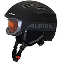 Alpina Conseil 2.0 Set Black Matt (INCL. Freespirit Anthrac yrGOTXBiG