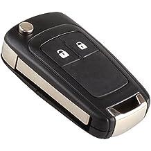 Caso de Remota Llave 2 Botones FOB para Vauxhall OPEL Holden ASTRA INSIGNIA