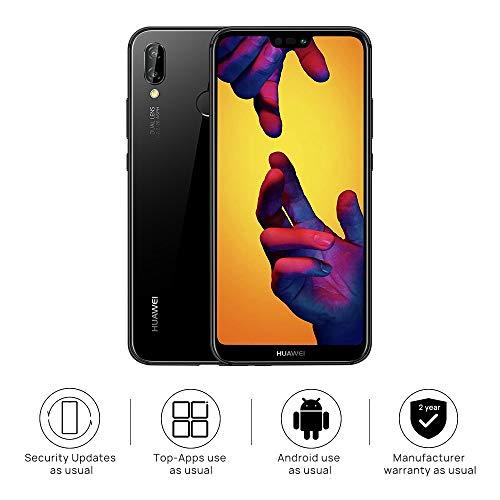 Huawei P20 Lite 64 GB 5.8-Inch F...