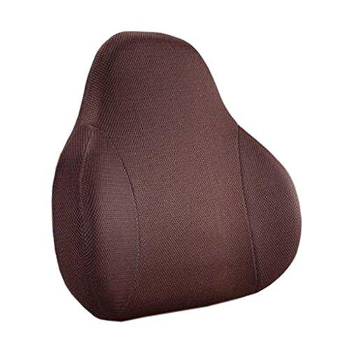 Blancho Coussin de voiture de coussin arrière élégant/soutien de taille de coussin de chaise de bureau #27