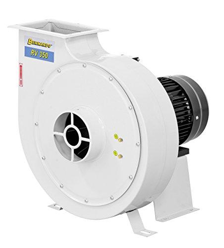 Preisvergleich Produktbild 12-2025 Bernardo Radialventilator RV 350 Absauganlage Absaugung
