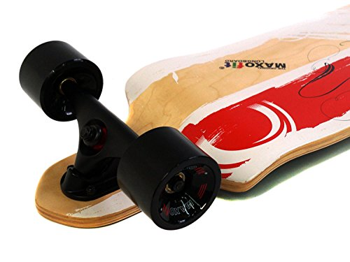 MAXOfit Deluxe Cruiser Longboard (Long Beach No.6) Sonderaktion -