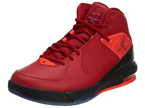 Nike - Jordan Air Incline - , homme Gym Red/Infrared 23/Black