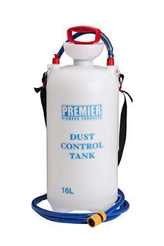 985unter Druck Staub Kontrolle Wassertank für Verwendung mit petrol Disc Cutter, weiß, 16Liter ()